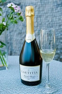 Laetitia Blanc de Blancs, San Luis Obispo Sparkling Wine