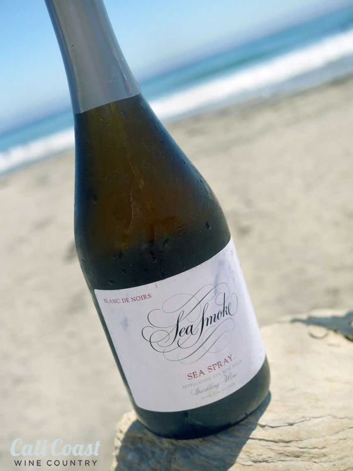 Sea Smoke Santa Barbara sparkling wine
