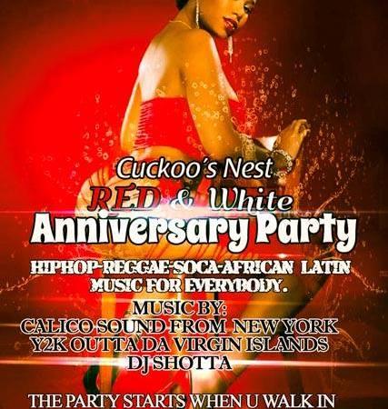 Cuckoo's Nest Anniversary