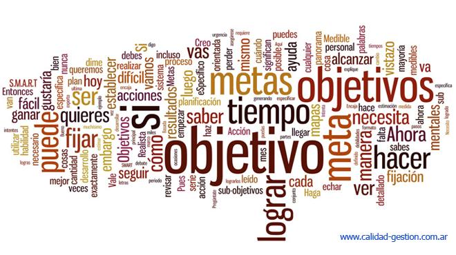 OBJETIVOS Y METAS