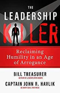 Leadership Killer } Hubris