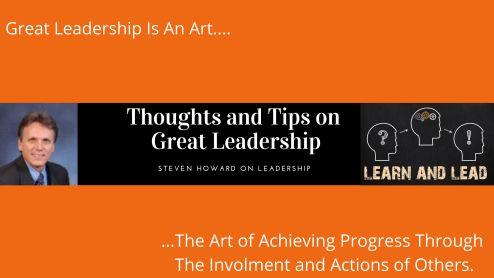 YouTube Leadership Channel | Steven Howard YouTube Channel