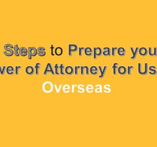 prepare a Power of Attorney