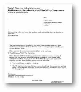 Social-Security-Benefit-Letter