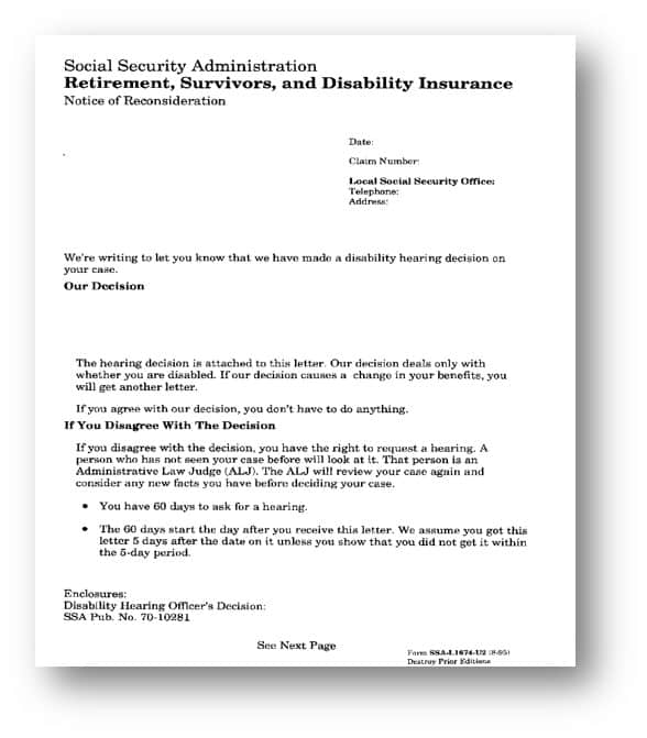ssi award letter social security benefit letter california apostille 24951