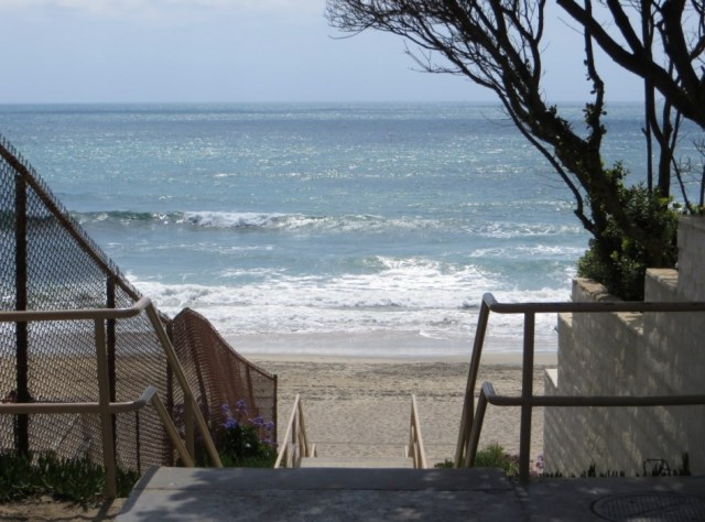 Image result for the view of the ocean from Buena Vista playground, carlsbad, ca