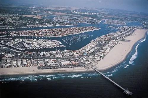 Newport Harbor Patrol Beach Newport Beach CA