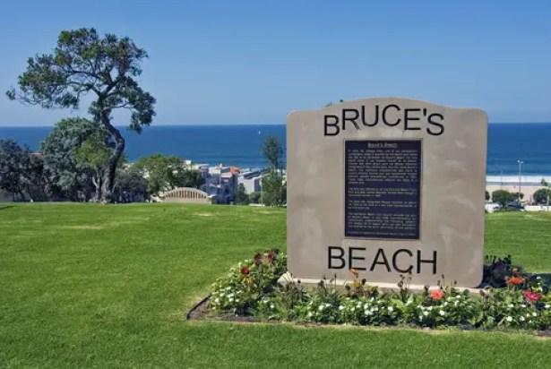 BRUCES BEACH