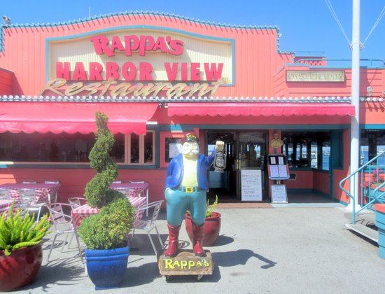 Fishermans Restaurants Wharf Seafood