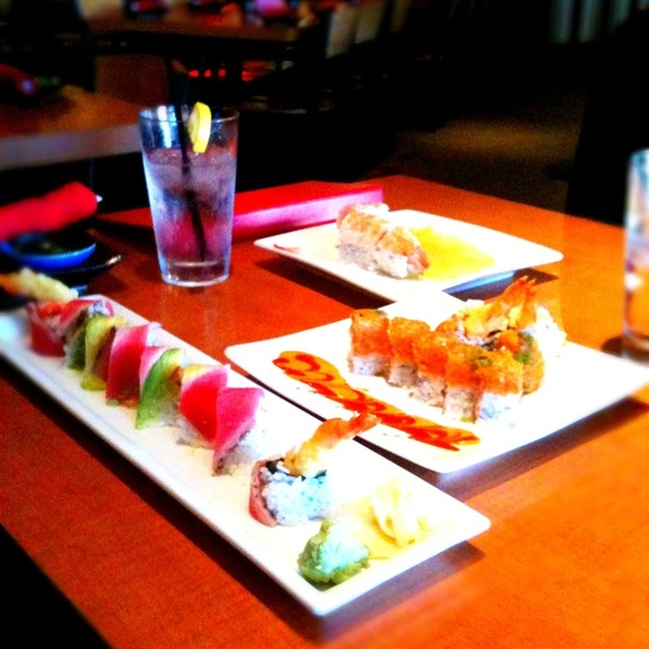 Sushi Restaurants Long Beach