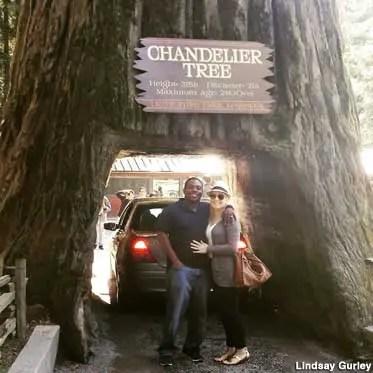 Chandelier Drive Through Tree | Chandelier Ideas