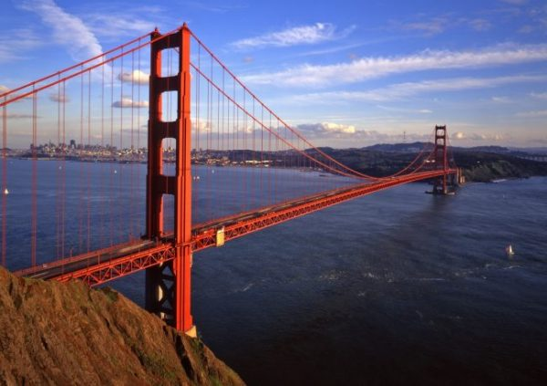 Famous Bridges of California - California Beaches