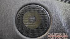 BMW X5 Speaker Upgrade