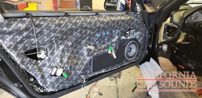 Acura NSX Audio