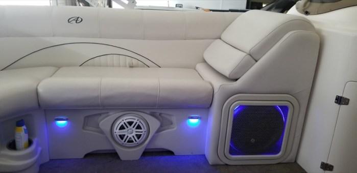 Pontoon Boat Stereo