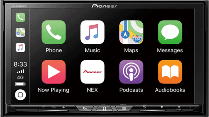 Pioneer AVH-W4500NEX