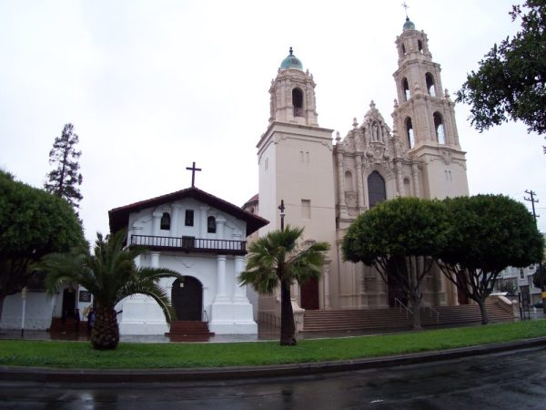 MIssion Dolores -- San Francisco de Asís