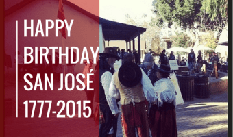 Happy Birthday San José