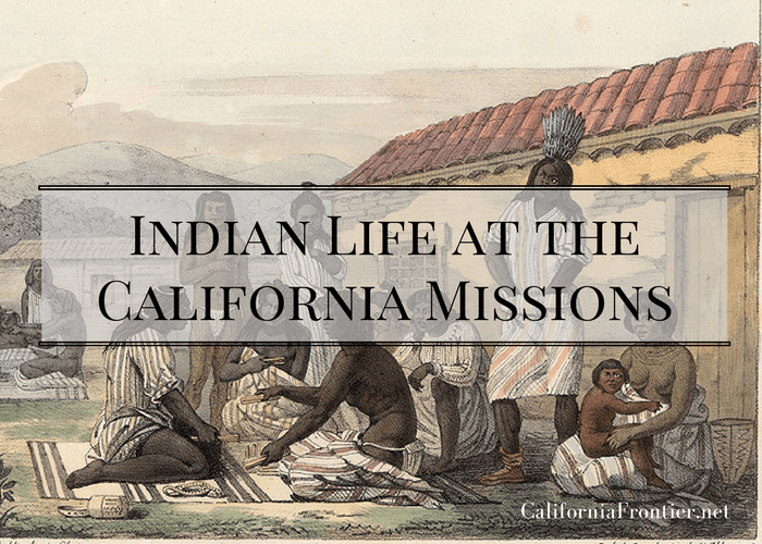 Indians Were Chumash Map Where They