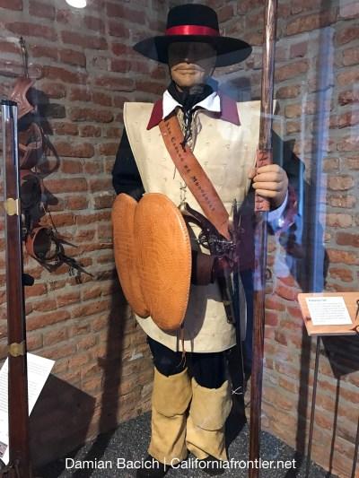 Spanish leatherjacket soldier.