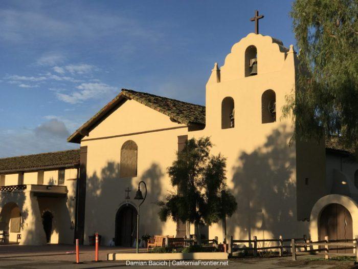 Mission Santa Inés.