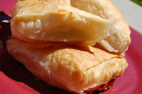 Greek Cheese Tiropetes