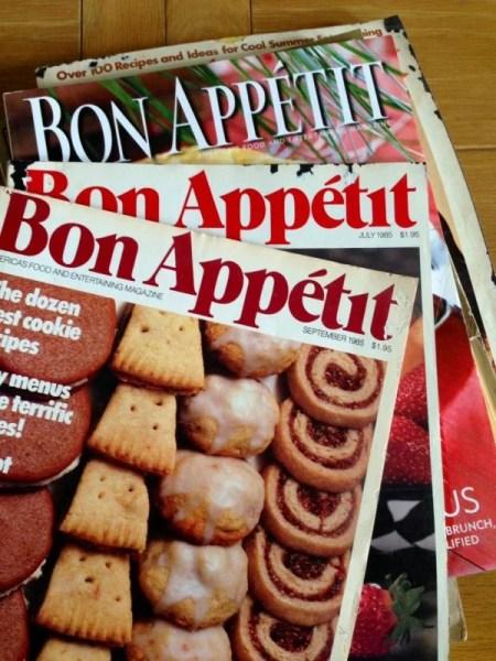 old bon appetit