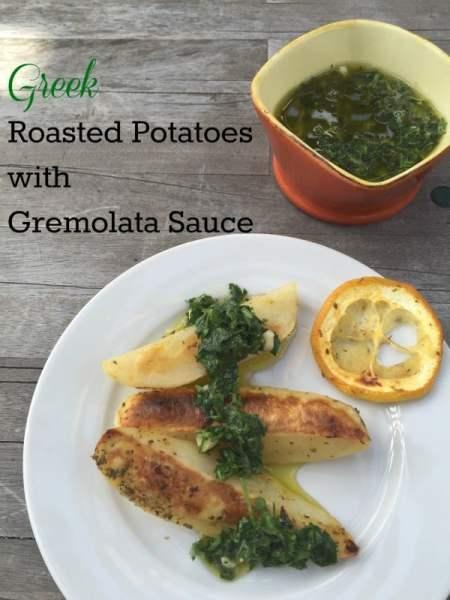 Potatoes with Gremolata (1)