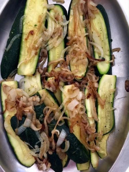 zucchinni moussaka