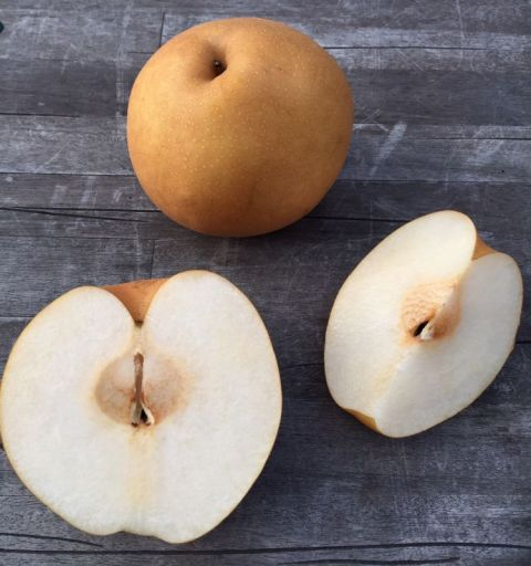 butterscotch pear