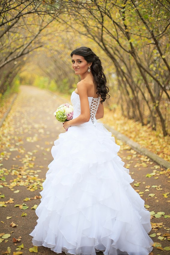 Wedding Hair Wear Hair Extensions For Brides