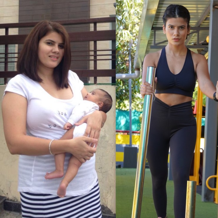harman fitness mommy