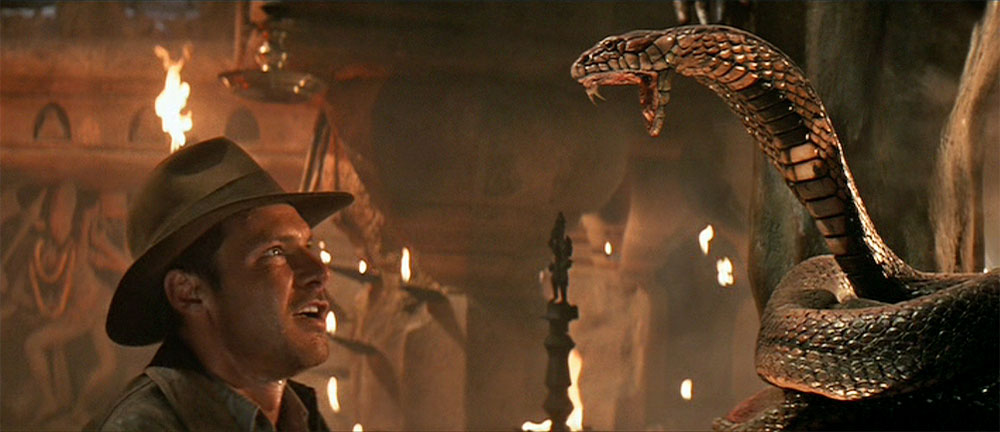 Image result for raiders of the lost ark movie stills