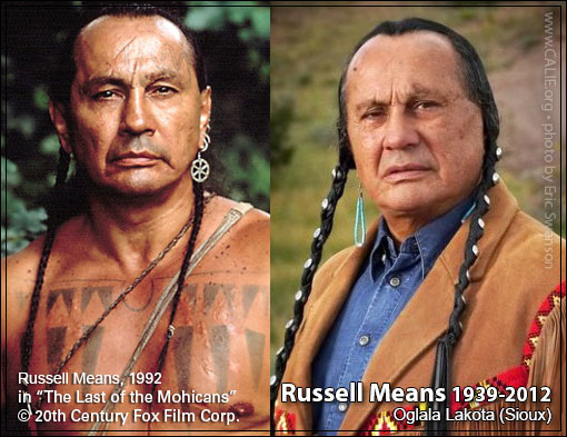 Image result for russell means last of the mohicans