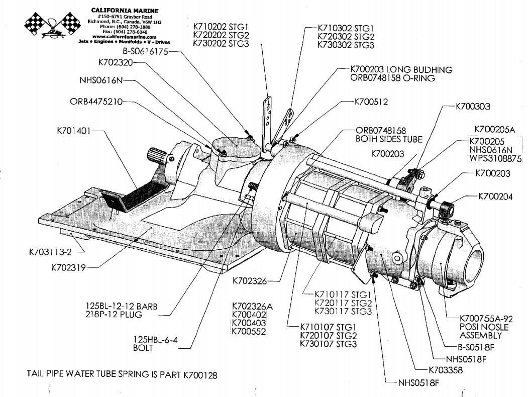Kodiak Jet Drive D Ks1