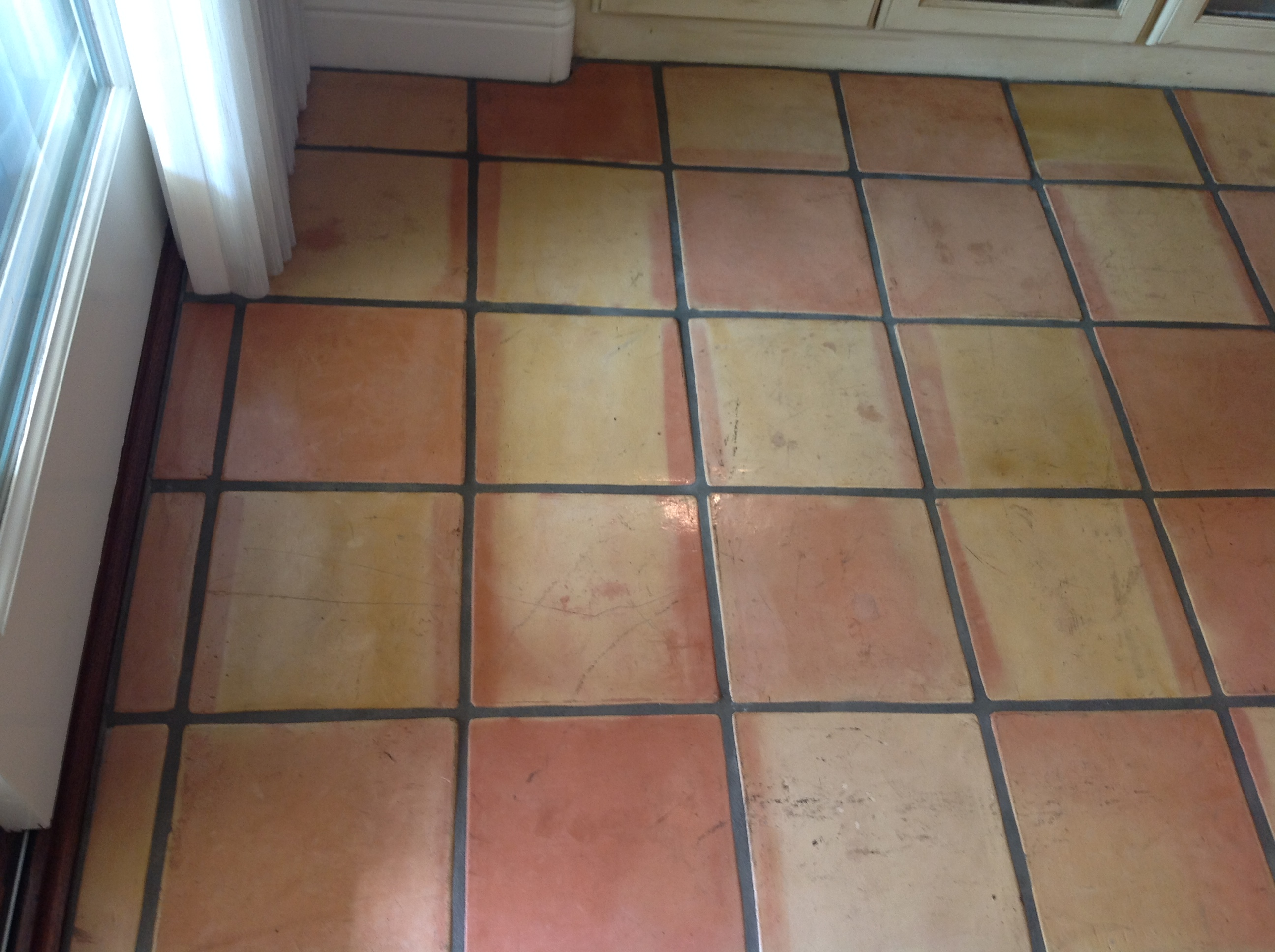 saltillo terracotta tile cleaning and