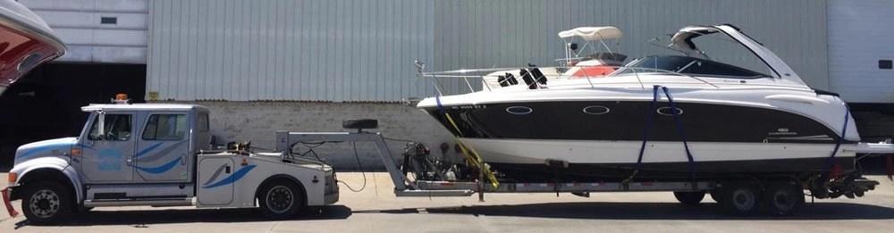 Texas to California Boat transport Companies