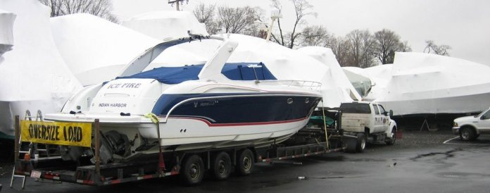 Boat Transport Service Texas to California