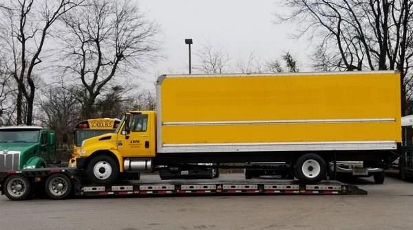 California to Nebraska heavy haulers shipping, Heavy equipment transport California to Nebraska