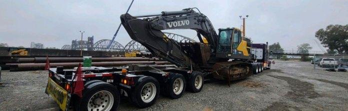 Heavy hauling from Minnesota to California, California Freight Hauling