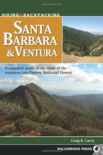 Hiking Santa Barbara and Ventura cover