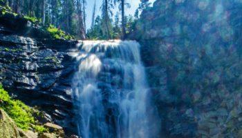 Rancheria Falls, Sierra National Forest