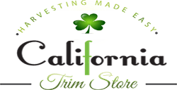 Visit us at the california trim store for all the top brand trimmers in the marijuana leaf cutting industry
