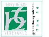 Terry Hoage vin Paso Robles Californien USA