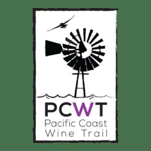 Pacific Coast Wine Trail Logo