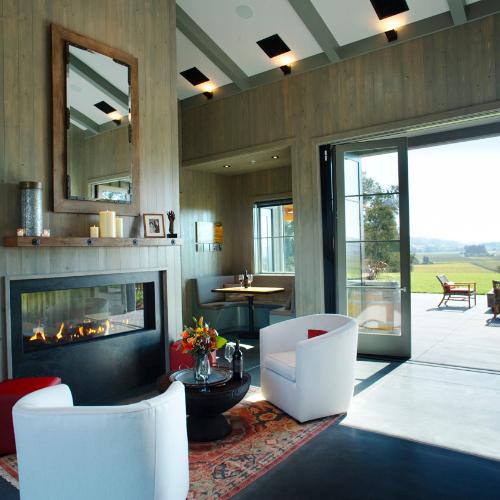 Scion House Interior