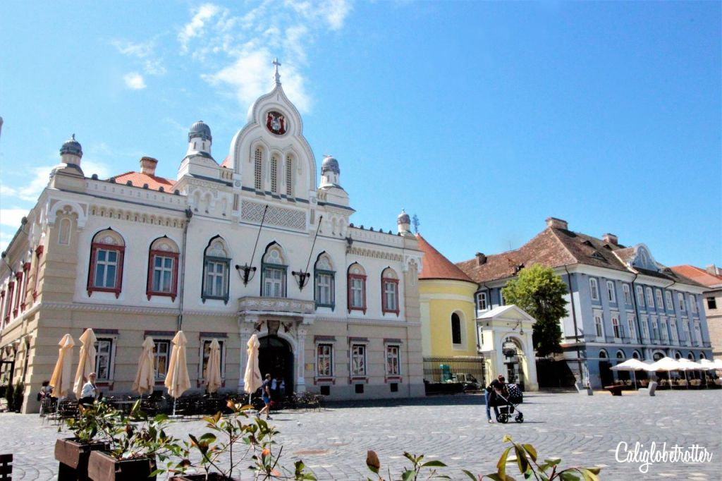 Timisoara, the 'Little Vienna' of Eastern Europe, by California Globetrotter via The Weekly Postcard at TravelLatte.net