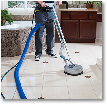 grout sealing from calini steam cleaning