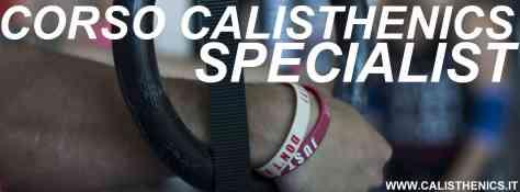 corso calisthenics