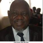 Justice Okoi Itam